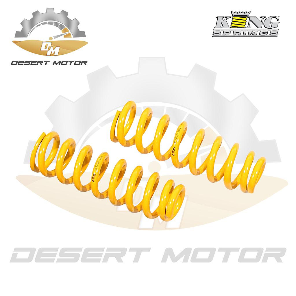 King springs F Toyota LC200