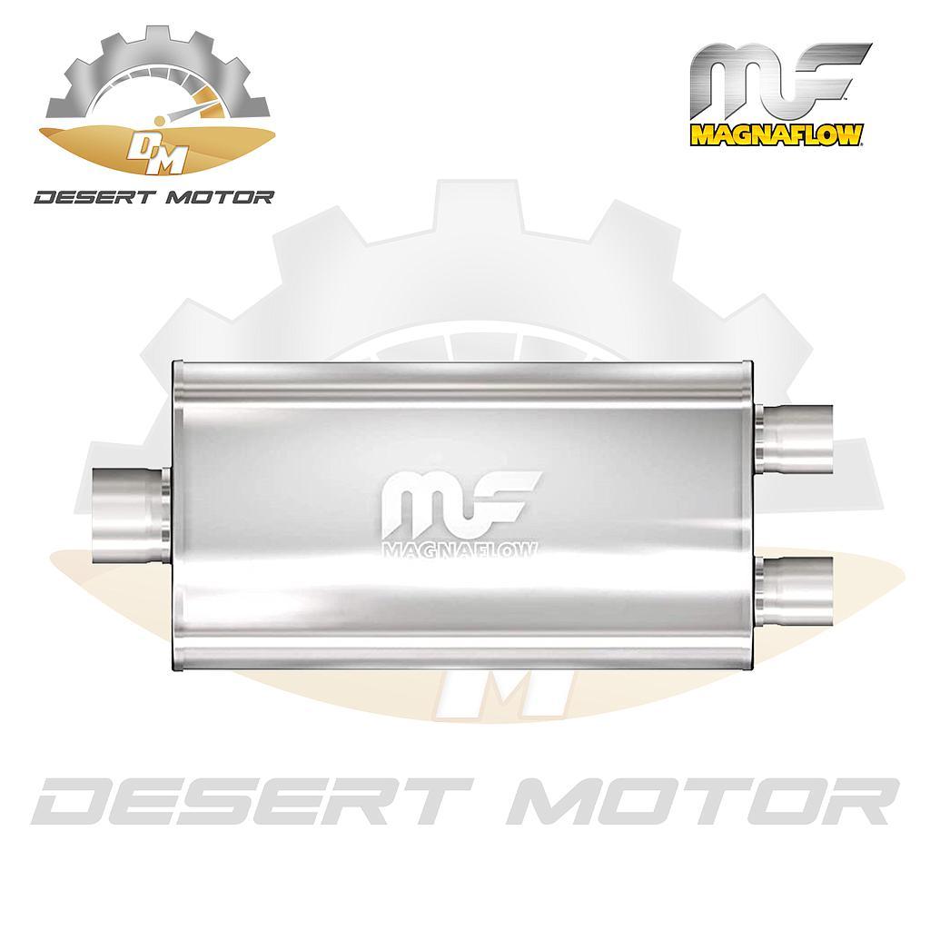 Magnaflow muffler 2in1