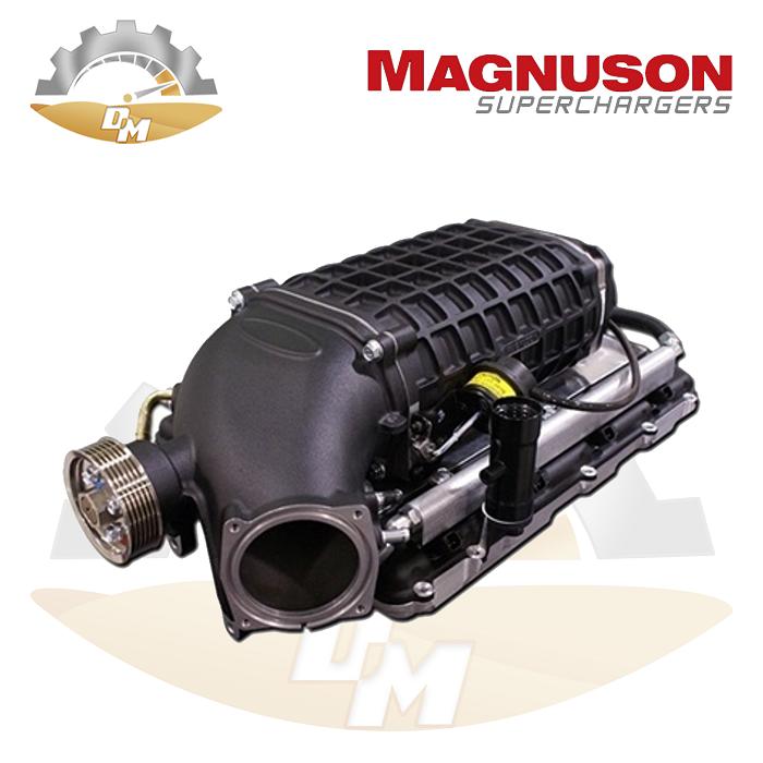 Magnuson Supercharger 4.0 new engine