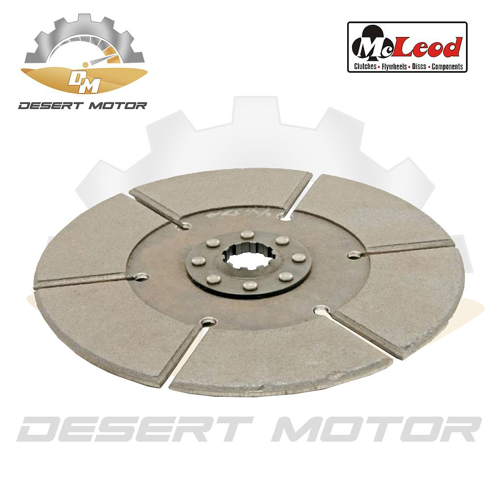 Mcleod disc Nissan VTC 8x1x24