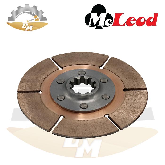 Mcleod disc Toyota 1fz 8.0x1.2500x14