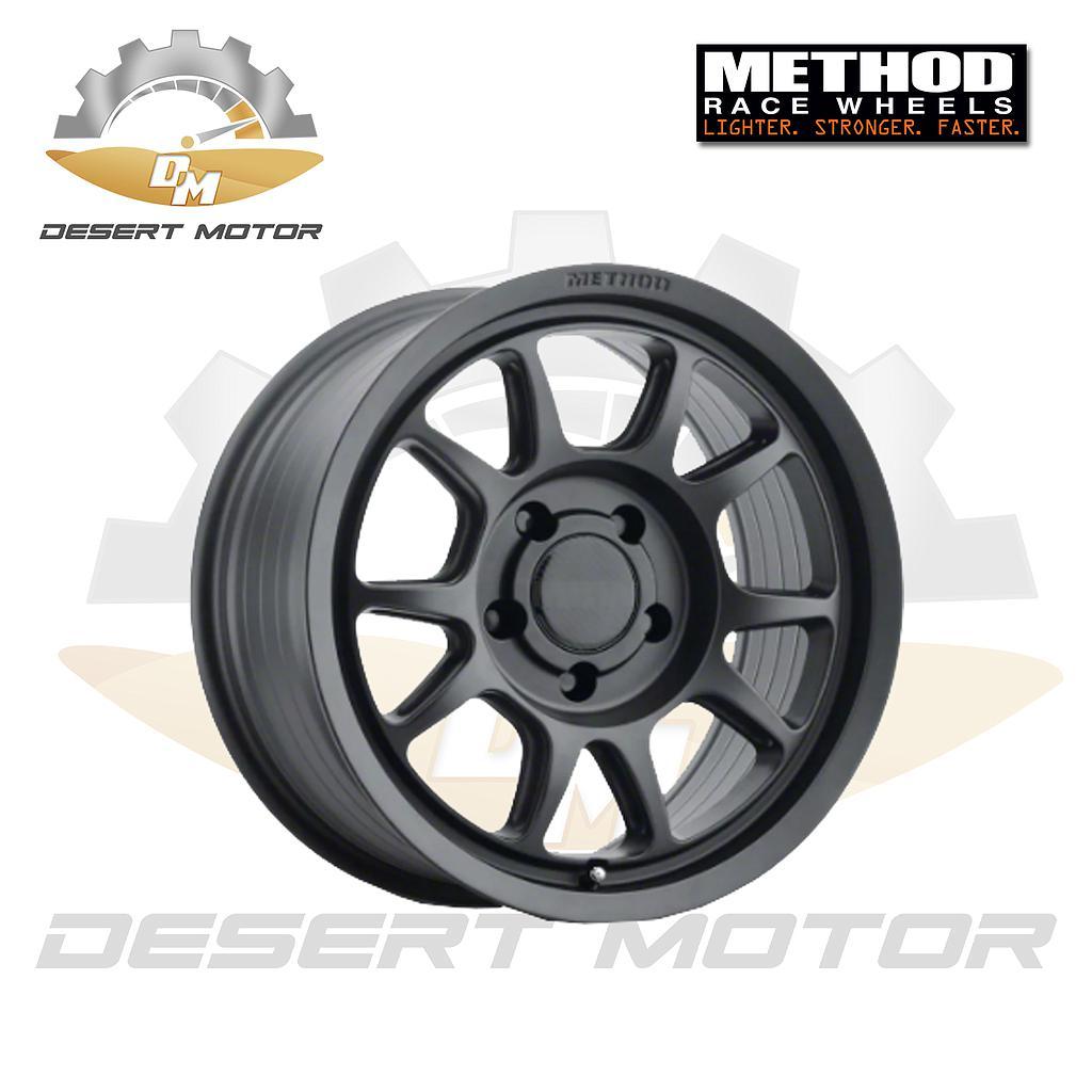 METHOD 313 Toyota Black 17x8.5, 5x150 -25