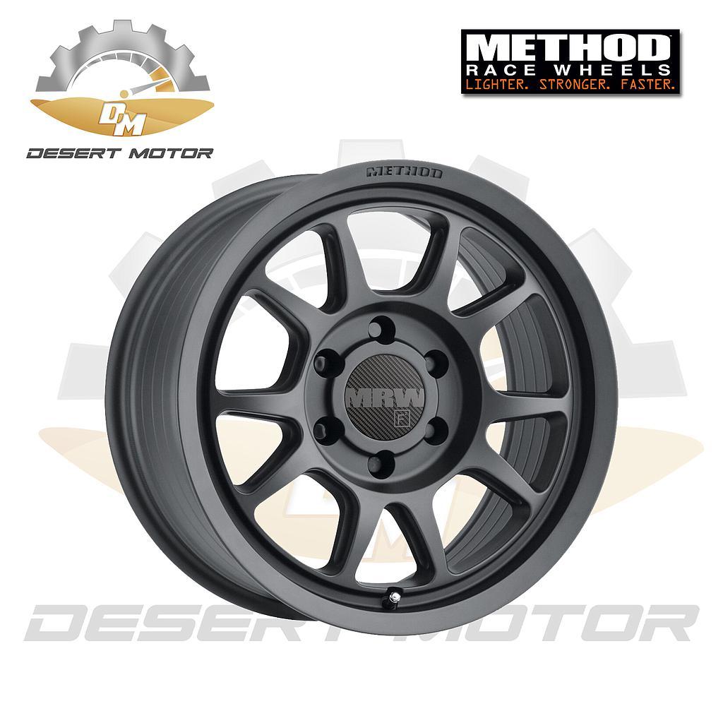 Method 313 Gmc Black 17x8.5, 6x139.7