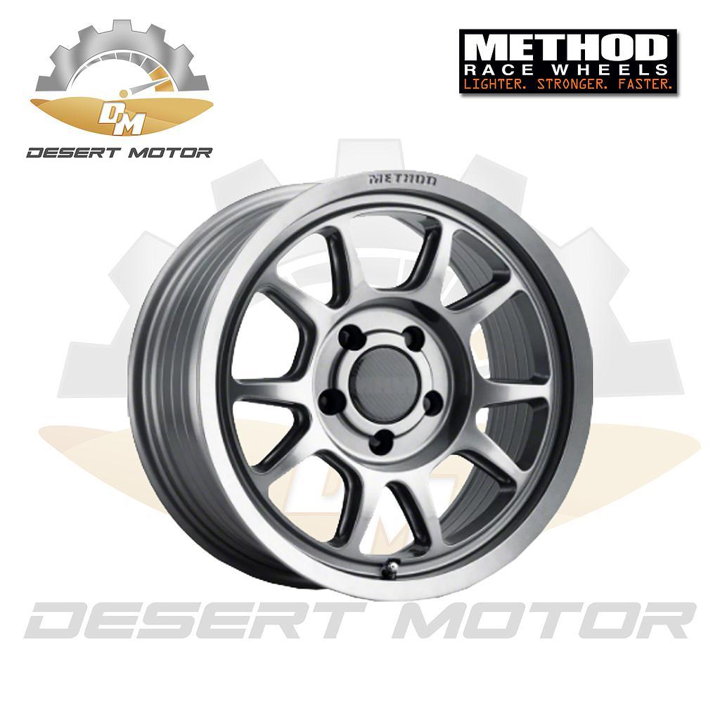 METHOD 313 Toyota Titanium 17x8.5, 5x150 -25