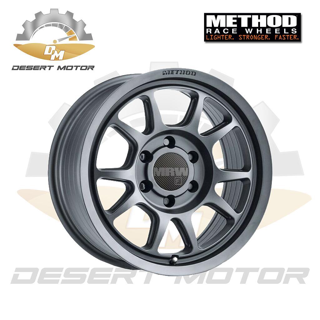 METHOD 313 GMC Titanium 17x8.5, 6x139.7