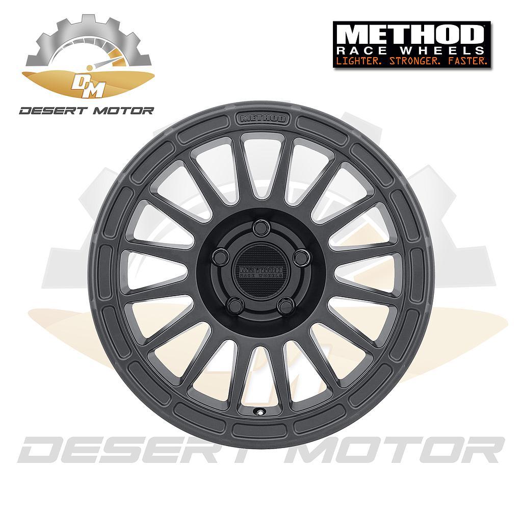 METHOD 314 Toyota Black 17x7.5, 5x150