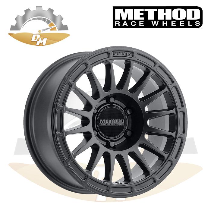 METHOD 314 GMC Black 17x8.5, 6x139.7