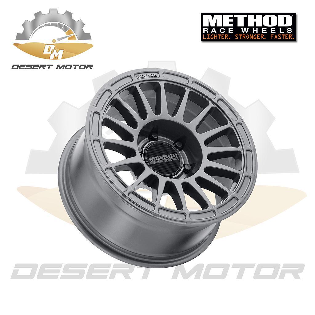 METHOD 314 GMC Titanium 17x8.5, 6x139.7