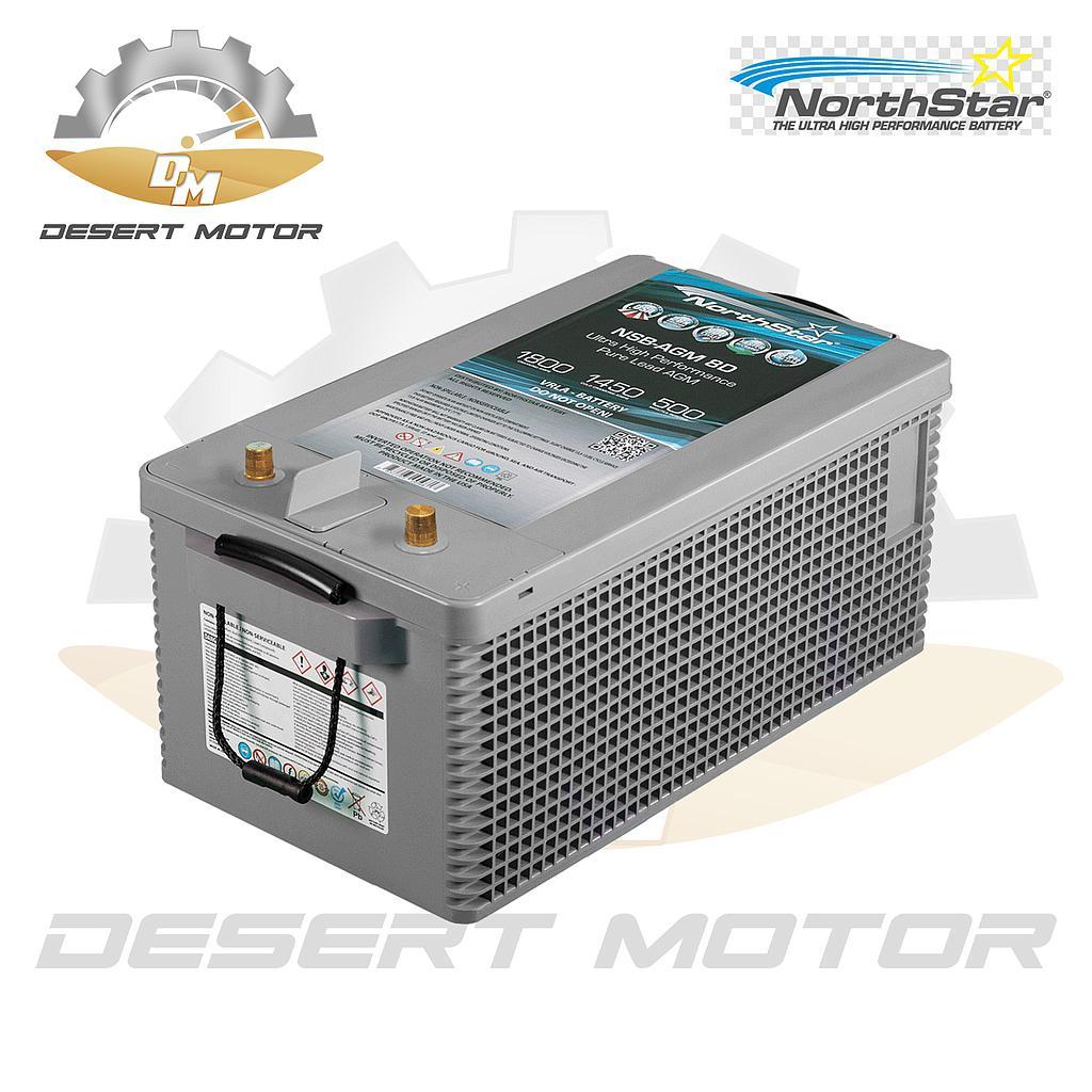 Northstar battery 8D