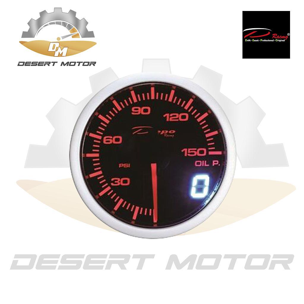 Oil Pressure gauge DEPO
