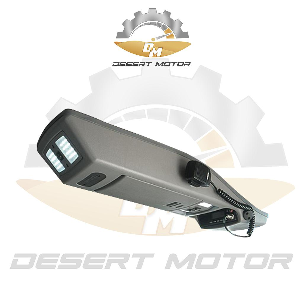 Outback console Hilux