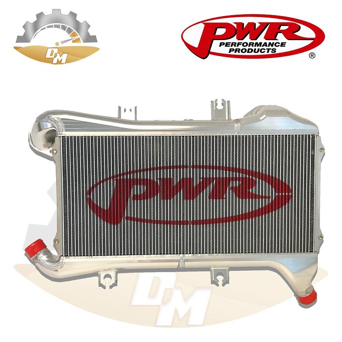 PWR Intercooler LC200 Diesel