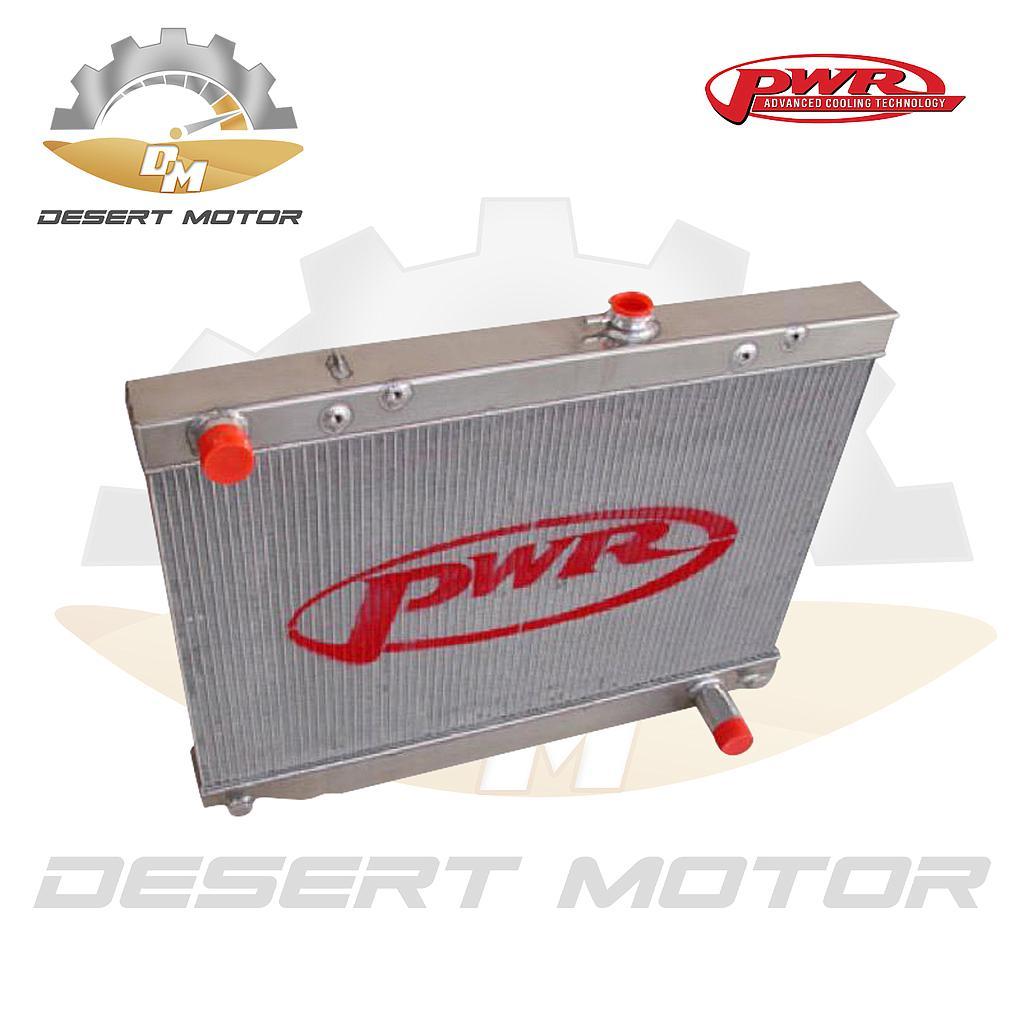 PWR Radiator LC100 MT 98-02