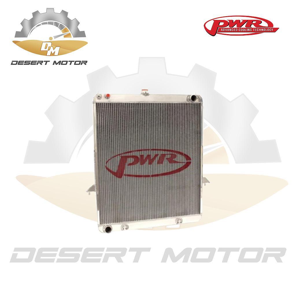 PWR Radiator Nissan Y61 AT