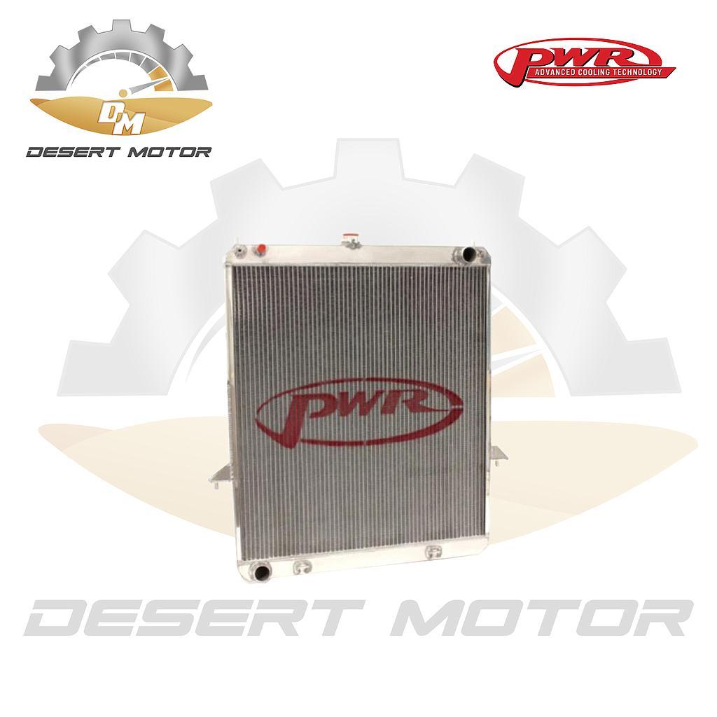 PWR Radiator Nissan Y61 MT