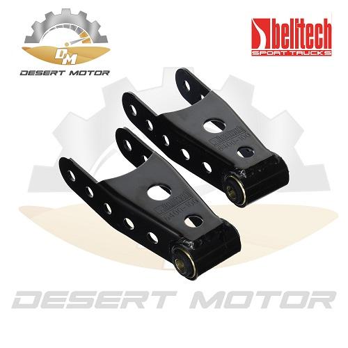 Rear Shackle Kits Sierra 14-18