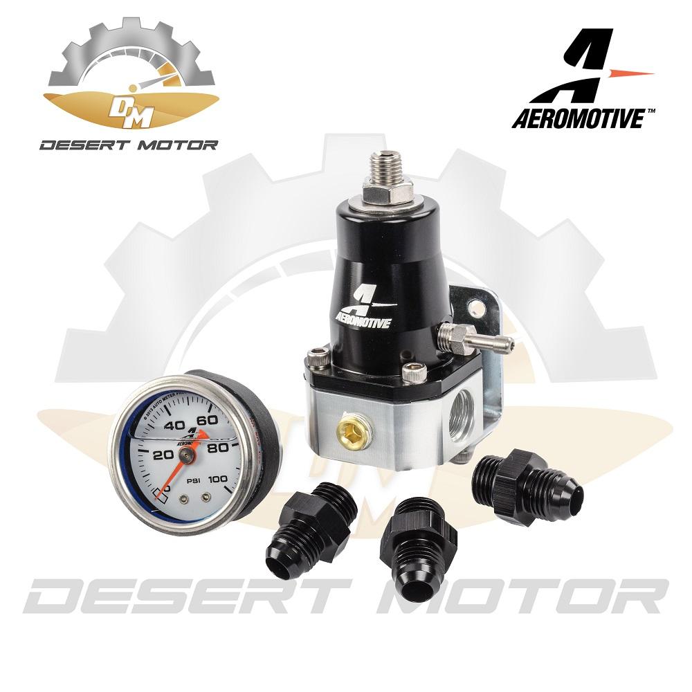 Aeromotive regulator kit(piece)