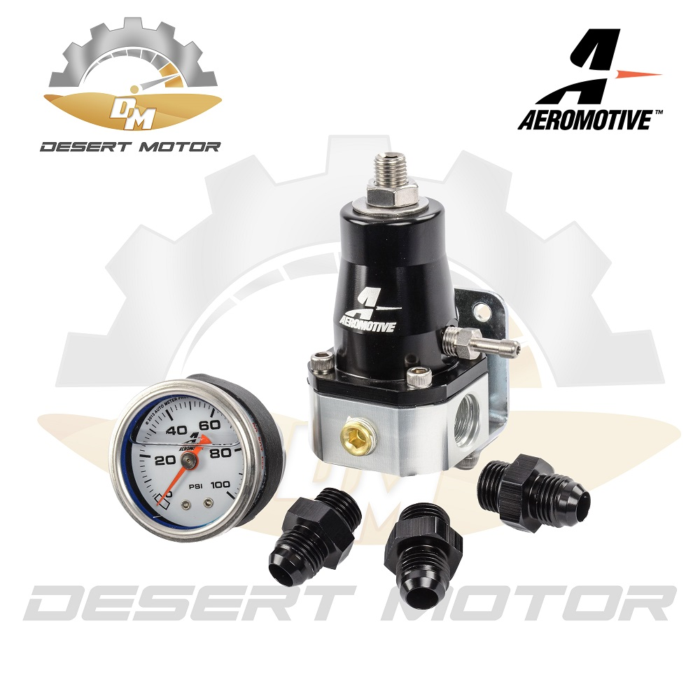 Aeromotive regulator kit