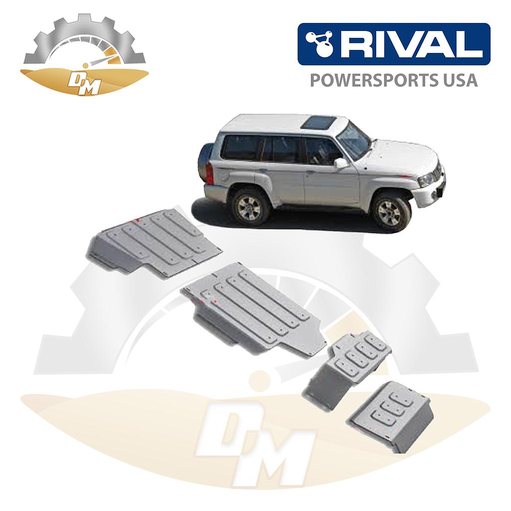 Rival  Nissan Y61 2010+