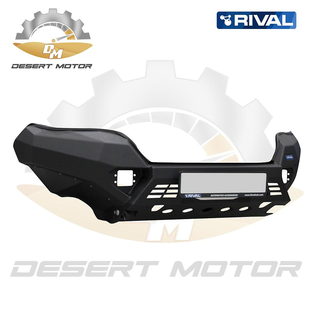 Rival New Hilux front Bumper