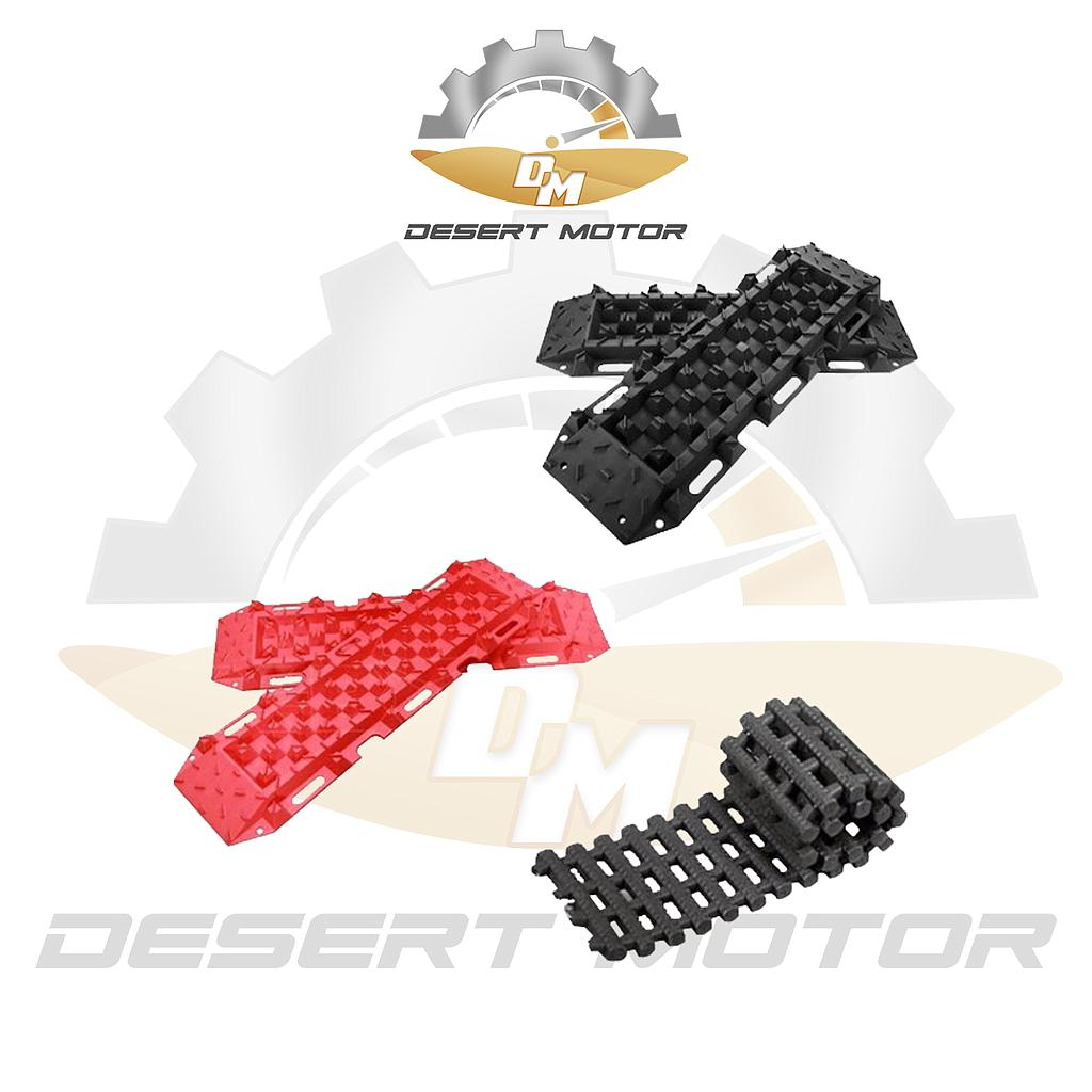 Unity sand recovery plate red