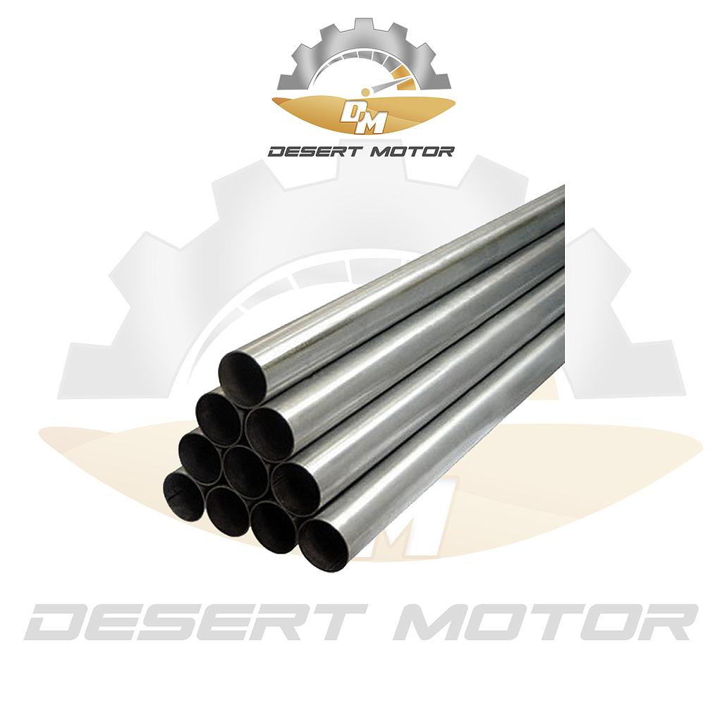 """SS304 Pipe streight 3.5"""" 70cm"""