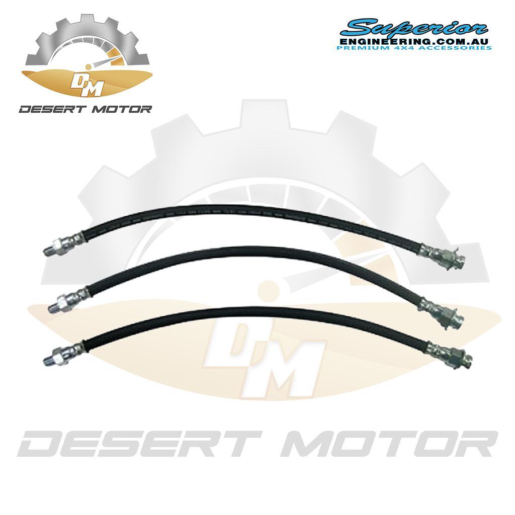 Superior brake hose R 3inch Y61