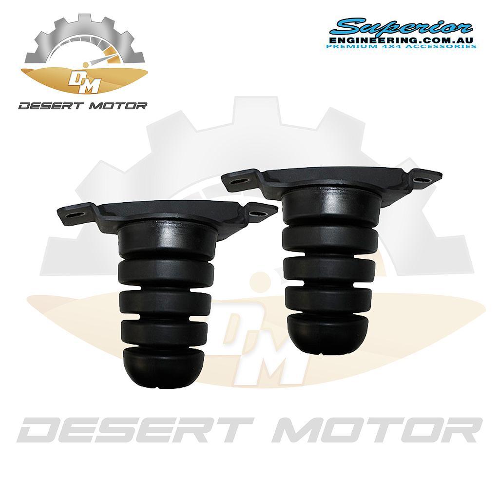 Superior bump stop rubber Nissan Patrol Rear