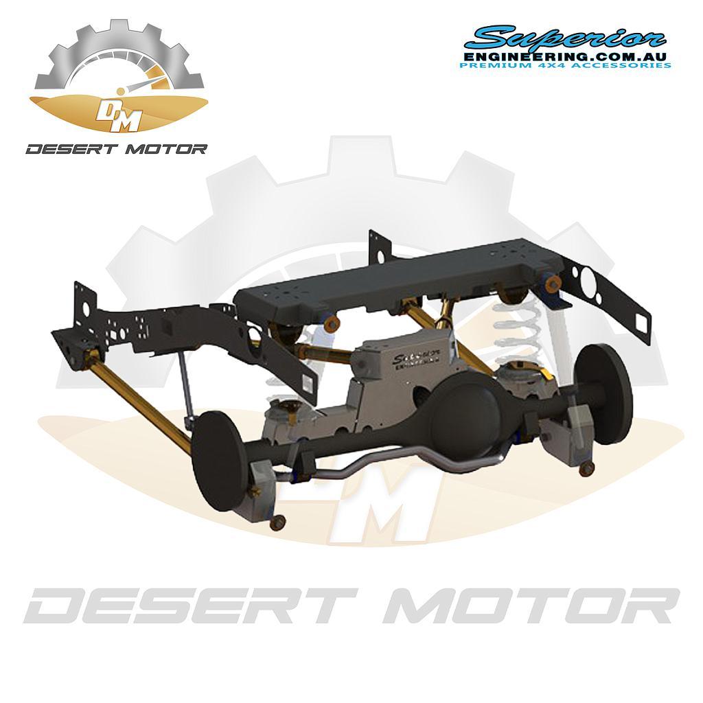 Superior spring conver kit LC79
