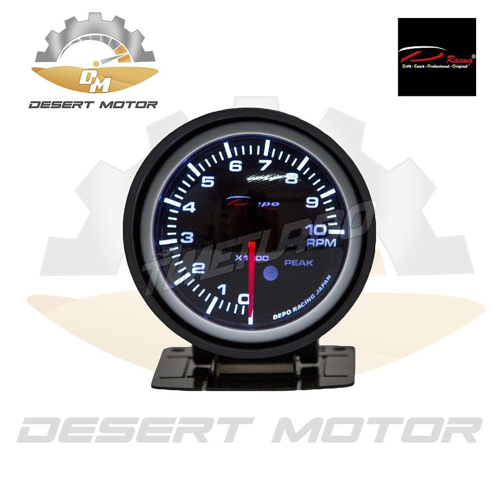 Tachometer 95mm gauge DEPO