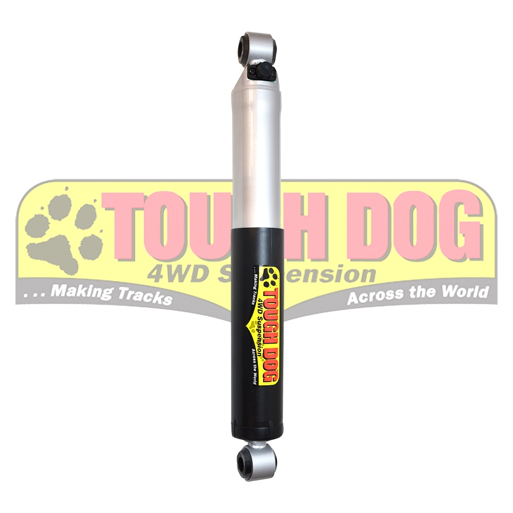 Tough dog shocks Toyota Hilux 15+ R