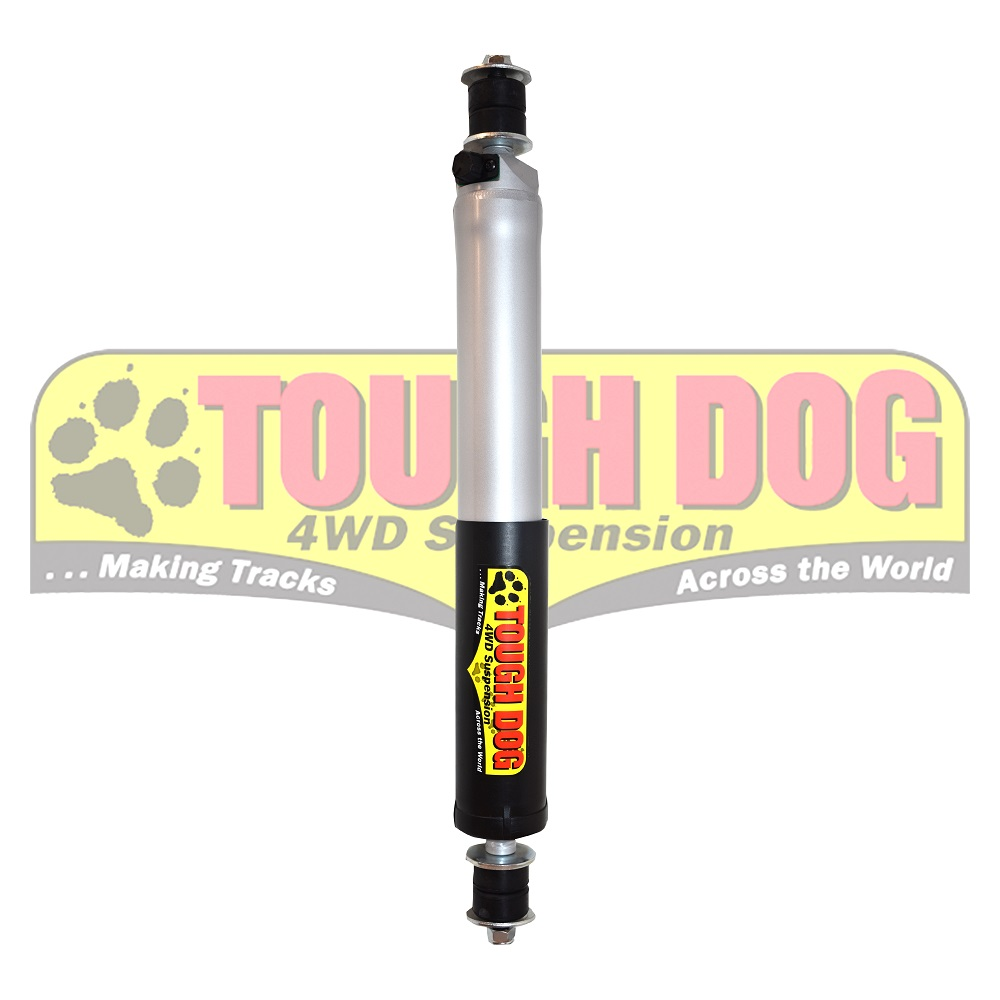 Tough dog shocks Toyota LC79 adj F