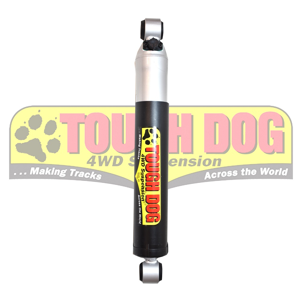 Tough dog shocks Toyota LC79 adj R
