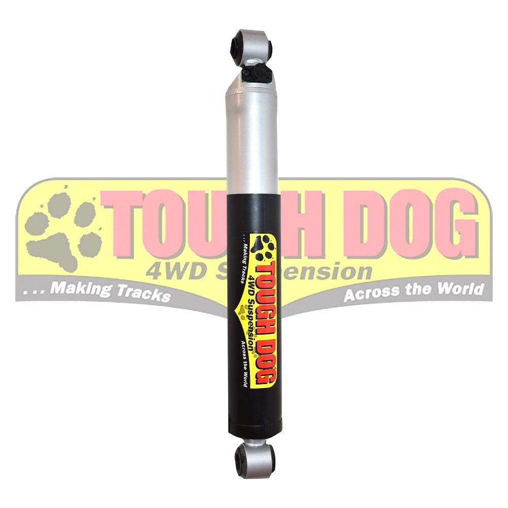 Tough dog shocks Toyota LC80 adj F