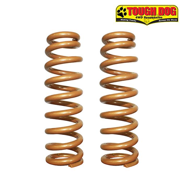 Tough dog Springs F Nissan Y60/Y61 3-4inch