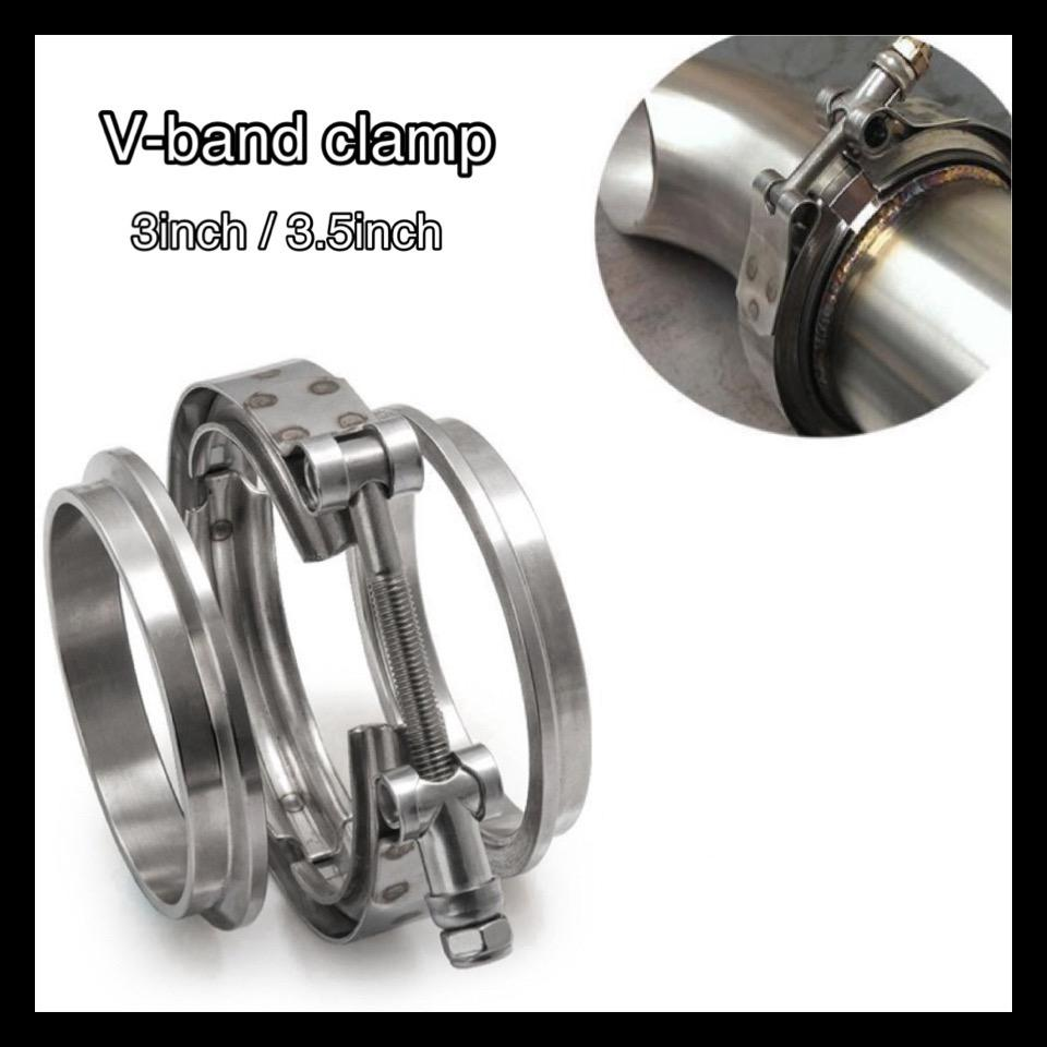 V-Band clamp 4""