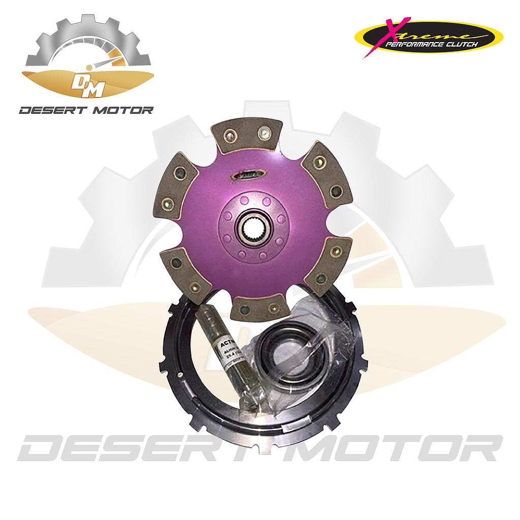xtreme disc only clutch Nissan VTC