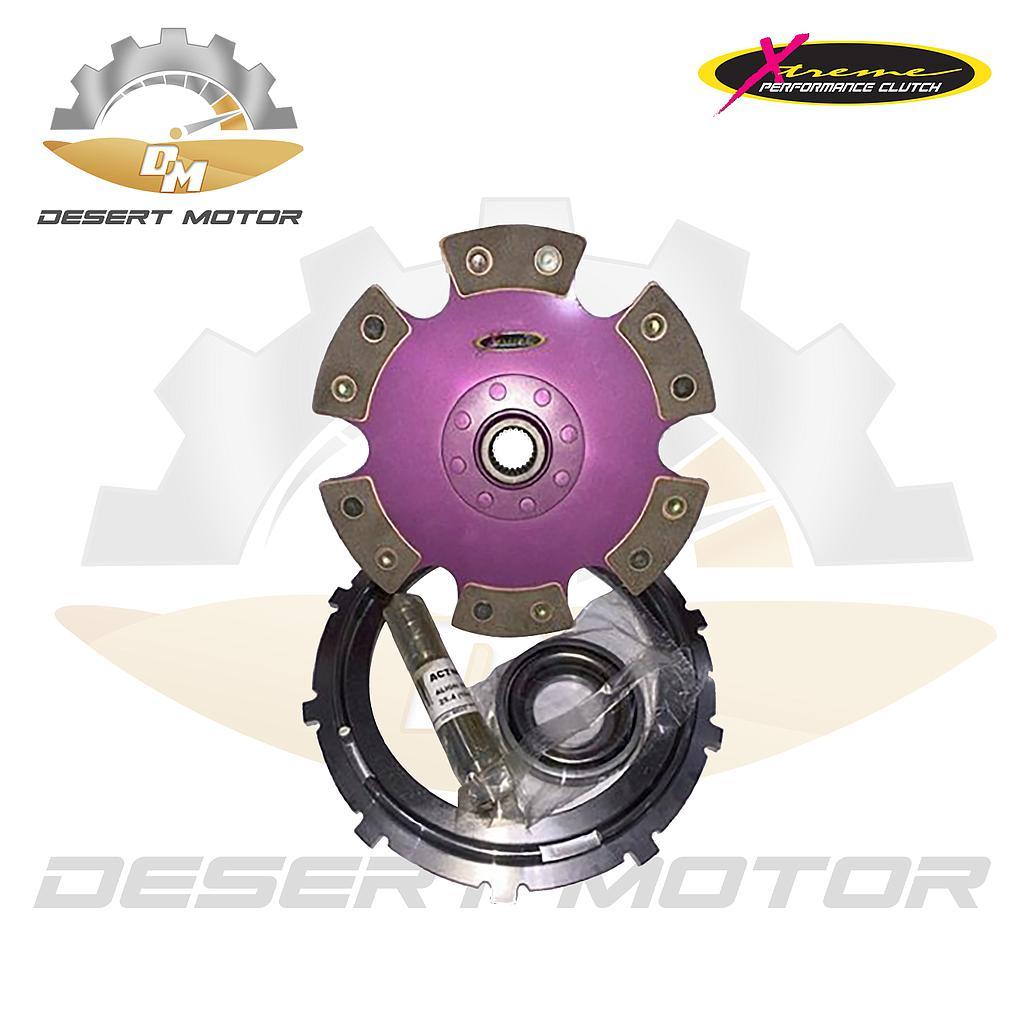 xtreme disc only single clutch toyota 1fz
