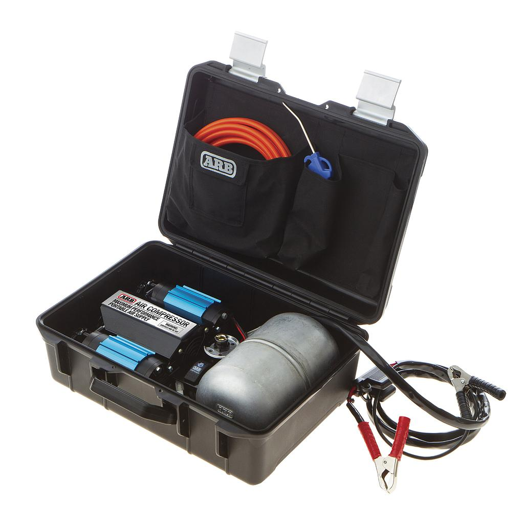 ARB compressor twin portable
