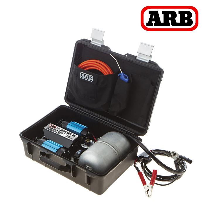 ARB compressor twin portable