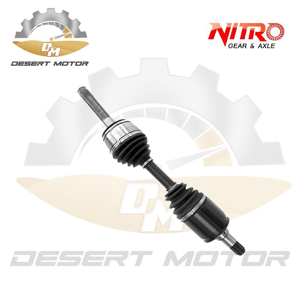 Netro LC100 HD axle