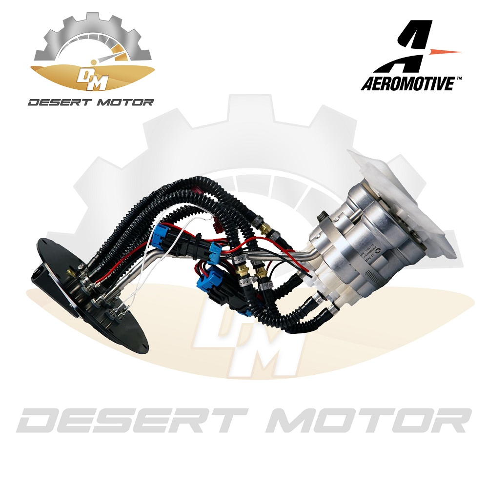 Aeromotive Fuel Pump kit Y61 dual 450