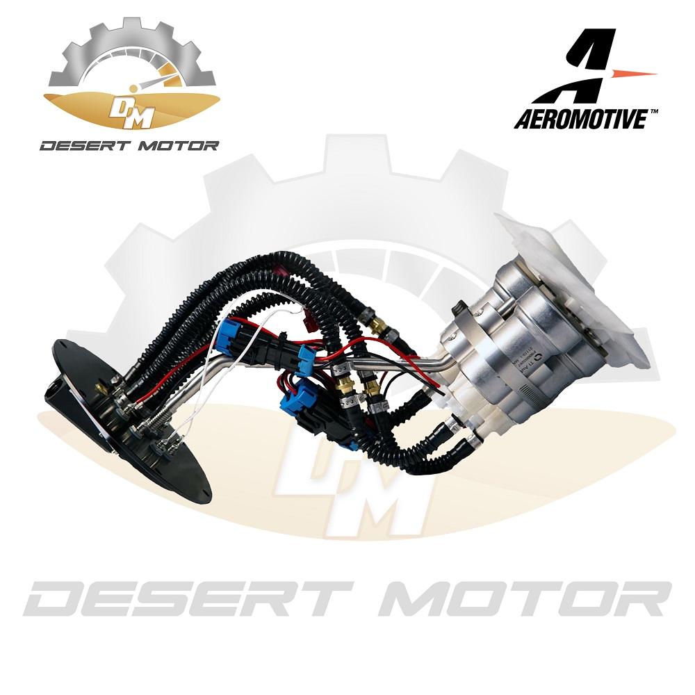 Aeromotive Fuel Pump kit Y61 triple 450