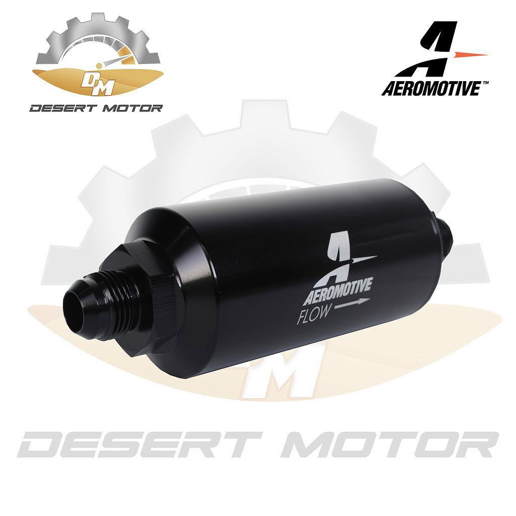 Aeromotive Fuel Steel Filter 100m AN-8