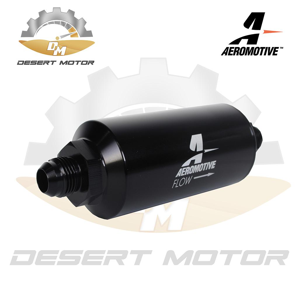 Aeromotive Fuel Steel Filter 100m AN-8