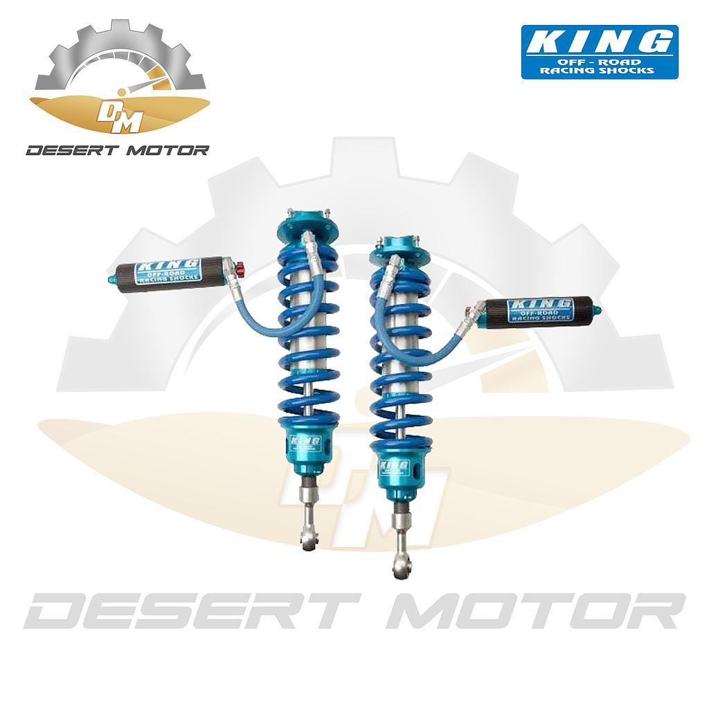 King shocks 2.5 F Toyota LC200 3.16.650 FIN