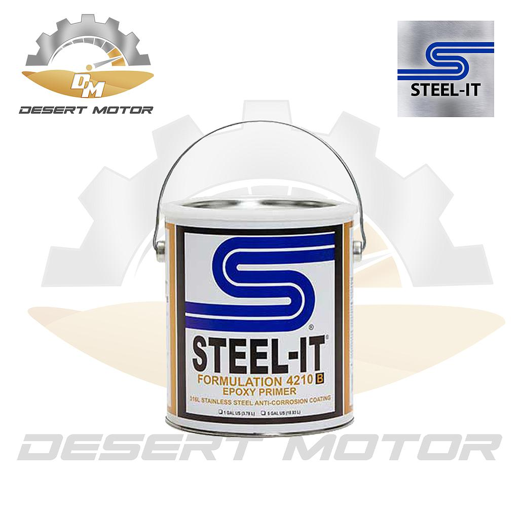 Steel-It Gray Gallon
