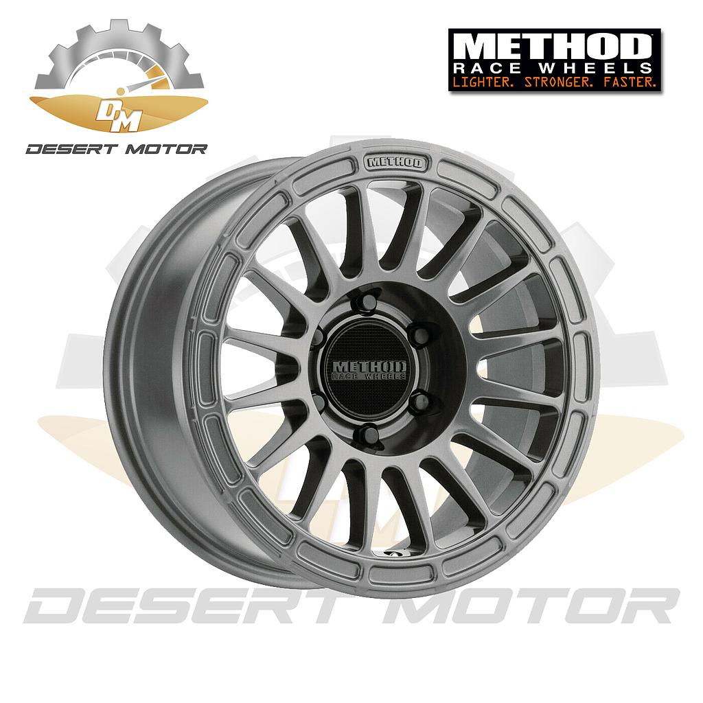 METHOD 314 Nissan VTC Titanium 17x8.5, 6x139.7
