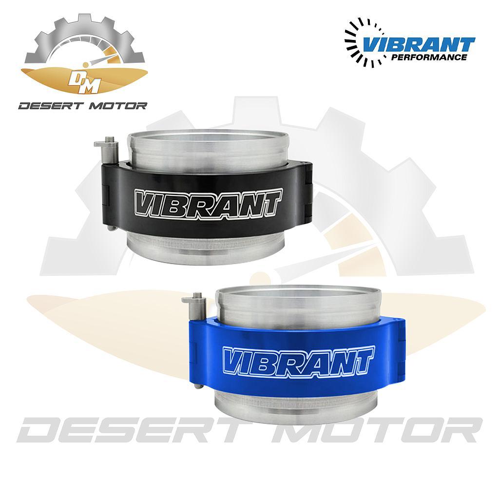 Vibrant AL clamp 2.5