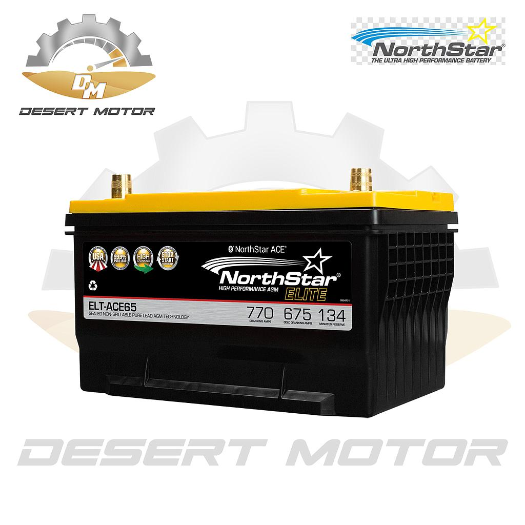 Northstar battery AGM27F